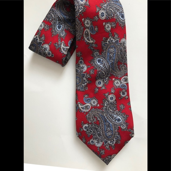 Dior Other - Christian Dior paisley tie